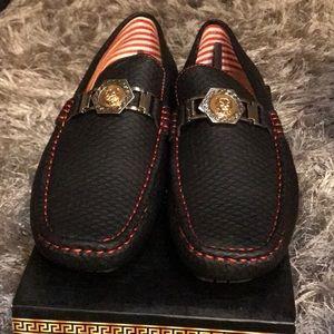 Black Platini shoes